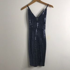 Love Culture Sequined Bodycon Dress